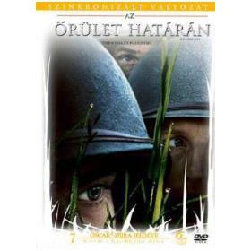 Az őrület határán (szinkronizált változat) (DVD)