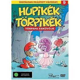 Hupikék törpikék 9.  (DVD)