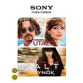 Az utazó / Salt ügynök (2 DVD) (Twinpack) (DVD)