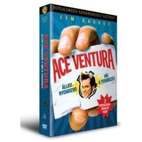 Ace Ventura 1-2. (2 DVD)