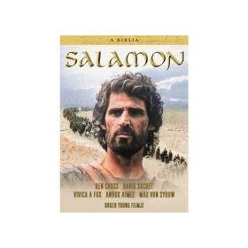 Biblia : Salamon (DVD)