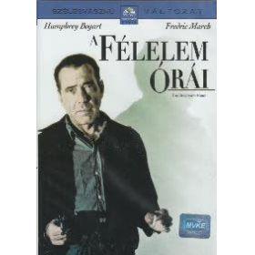 A félelem órái (Klasszikus) (DVD)