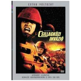 Starship Troopers - Csillagközi invázió (Extra változat) (DVD)