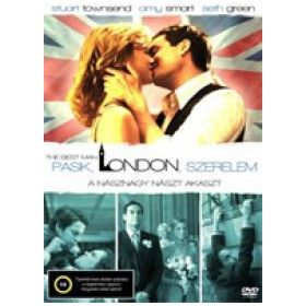 Pasik, London, Szerelem (DVD)