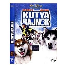 Kutyabajnok (DVD)