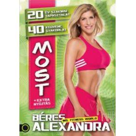 Béres Alexandra - Most (DVD)