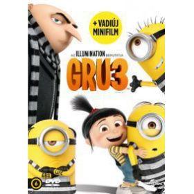 Gru 3. (DVD)