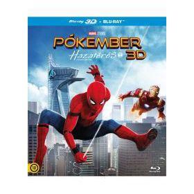 Pókember - Hazatérés (3D Blu-ray + BD)