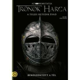 Trónok Harca 7. évad  (5 DVD) *Tyrell csomagolás*