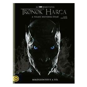 Trónok Harca 7. évad (3 Blu-ray)