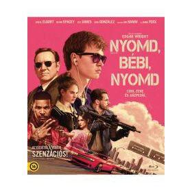 Nyomd, bébi, nyomd (Blu-ray)