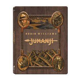 Jumanji (1995) (Blu-ray)  *Limitált, fémdobozos változat* (steelbook)