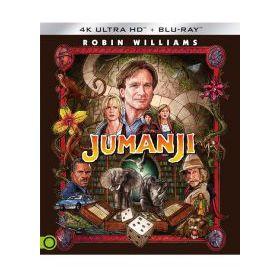 Jumanji (1995) (4K UHD+Blu-ray)
