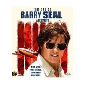 Barry Seal: A beszállító (Blu-ray)