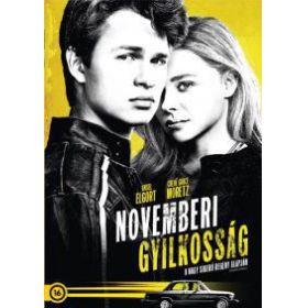 Novemberi gyilkosság (DVD)