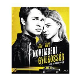 Novemberi gyilkosság (Blu-ray)