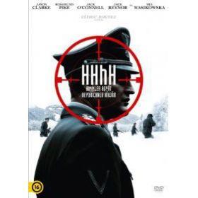 HHhH - Himmler agyát Heydrichnek hívják (DVD)