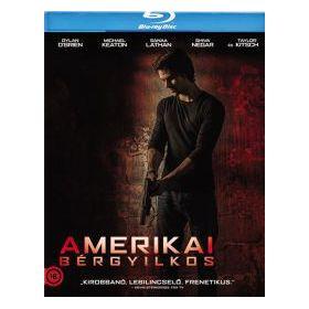 Amerikai bérgyilkos (Blu-ray)