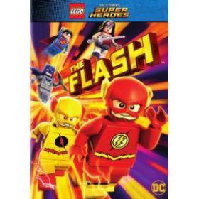 LEGO szuperhősök - Flash, a villám (DVD)