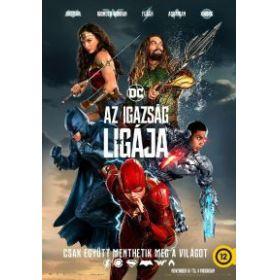 Az Igazság Ligája (DVD)