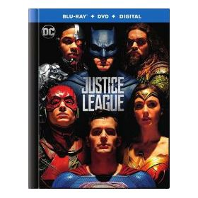 Az Igazság Ligája (3D Blu-ray + BD) *Digibook - különleges kiadás*