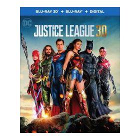 Az Igazság Ligája (3D Blu-ray + BD)