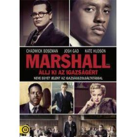 Marshall - Állj ki az igazságért! (DVD)