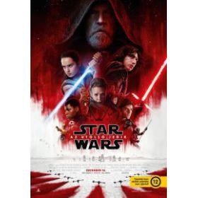 Star Wars: Az utolsó jedik (2 Blu-ray) *Limitált, Fémdobozos - Steelbook*