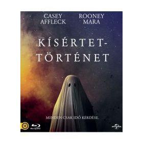 Kísértettörténet (Blu-ray)  (Szellem/Világ)