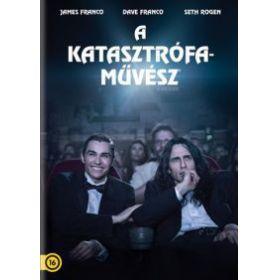 A katasztrófaművész (DVD)