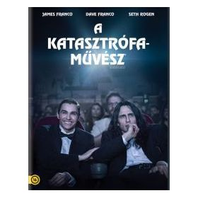 A katasztrófaművész (Blu-ray)