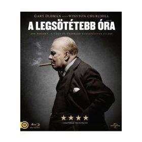 A legsötétebb óra (2017) (Blu-ray)