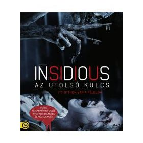 Insidious - Az utolsó kulcs (Blu-ray)