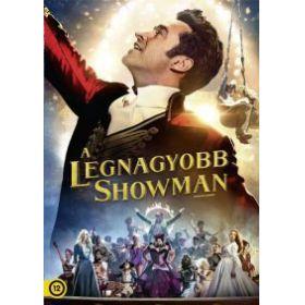 A legnagyobb showman (Blu-ray)
