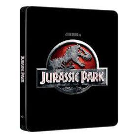 Jurassic Park - limitált, fémdobozos változat (2018-as steelbook) (Blu-ray)