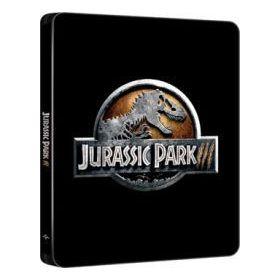 Jurassic Park 3. - limitált, fémdobozos változat (2018-as steelbook) (Blu-ray)