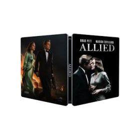 Szövetségesek - limitált, fémdobozos változat (steelbook) (Blu-ray)