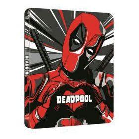 Deadpool - 2 éves jubileumi limitált, fémdobozos változat (steelbook) (Blu-ray)