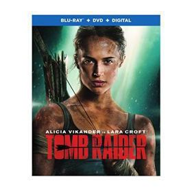Tomb Raider *2018* (Blu-ray)