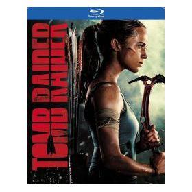 Tomb Raider *2018* (Blu-ray) *Fémdobozos*