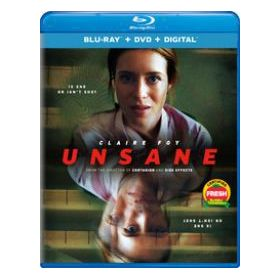 Tébolyult (Blu-ray)
