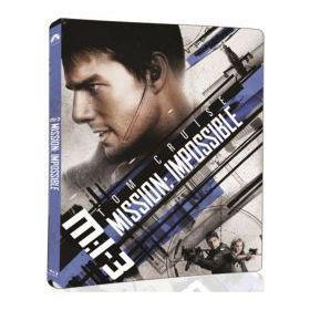 Mission Impossible 3. - limitált, fémdobozos változat (steelbook) (UHD Blu-ray)
