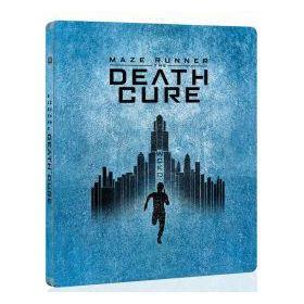 Az útvesztő: Halálkúra - limitált, fémdobozos változat (steelbook) (Blu-ray)
