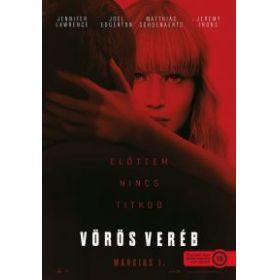 Vörös veréb (DVD)