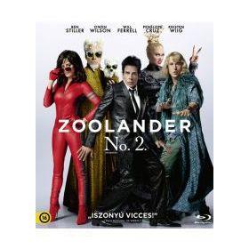 Zoolander No. 2. (Blu-ray)