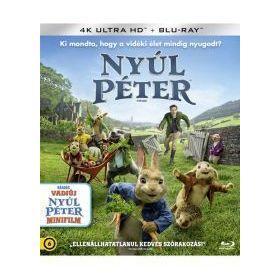 Nyúl Péter (4K Ultra HD (UHD) + BD)