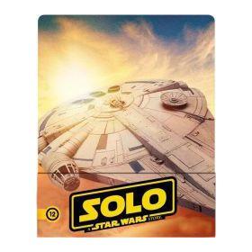 Solo - Egy Star Wars-történet (2 Blu-ray) *Limitált - Fémdobozos*
