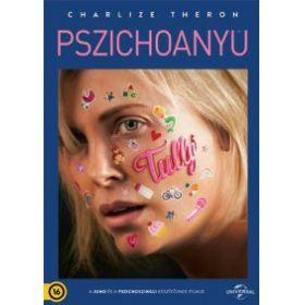 Pszichoanyu (DVD)