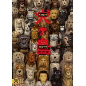 Kutyák szigete (DVD)