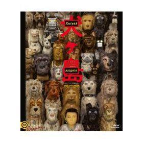 Kutyák szigete (Blu-ray)